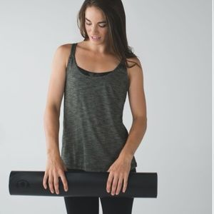 Lululemon Sunset Salutation Tank